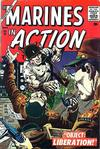 Cover for Marines in Action (Marvel, 1955 series) #11