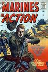 Cover for Marines in Action (Marvel, 1955 series) #12