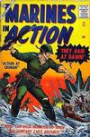 Cover for Marines in Action (Marvel, 1955 series) #13