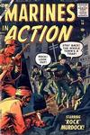 Cover for Marines in Action (Marvel, 1955 series) #14