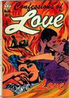 Cover for Confessions of Love (Star Publications, 1952 series) #14