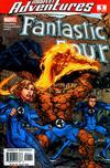 Cover for Marvel Adventures Fantastic Four (Marvel, 2005 series) #1