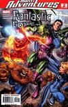 Cover for Marvel Adventures Fantastic Four (Marvel, 2005 series) #2