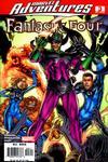 Cover for Marvel Adventures Fantastic Four (Marvel, 2005 series) #3