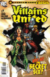 Cover for Villains United (DC, 2005 series) #2 [First Printing]