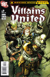 Cover for Villains United (DC, 2005 series) #3