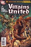 Cover for Villains United (DC, 2005 series) #4