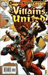 Cover for Villains United (DC, 2005 series) #5