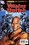 Cover for Villains United (DC, 2005 series) #6