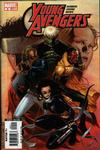 Cover for Young Avengers (Marvel, 2005 series) #9
