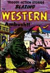 Cover for Blazing Western (Timor, 1954 series) #5