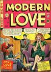 Cover for Modern Love (Superior Publishers Limited, 1949 series) #3