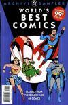Cover for World's Best Comics: Golden Age Sampler (DC, 2003 series)