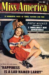 Cover Thumbnail for Miss America Magazine (Marvel, 1944 series) #v7#33 [66]