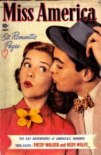 Cover Thumbnail for Miss America Magazine (Marvel, 1944 series) #v7#41 [74]