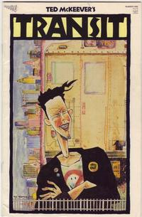 Cover Thumbnail for Transit (Vortex, 1987 series) #1
