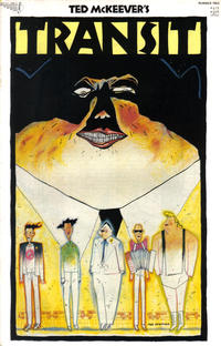 Cover Thumbnail for Transit (Vortex, 1987 series) #2