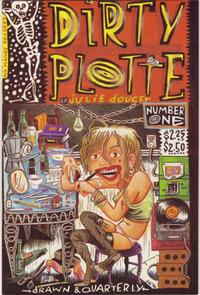 Cover Thumbnail for Dirty Plotte (Drawn & Quarterly, 1991 series) #1