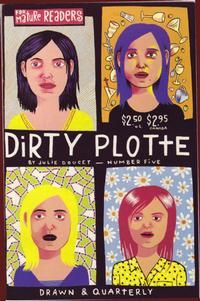 Cover Thumbnail for Dirty Plotte (Drawn & Quarterly, 1991 series) #5