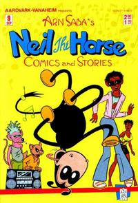 Cover Thumbnail for Neil the Horse Comics and Stories (Aardvark-Vanaheim, 1983 series) #9