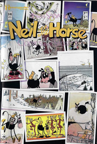 Cover Thumbnail for Neil the Horse Comics and Stories (Renegade Press, 1984 series) #14