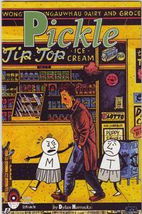Cover Thumbnail for Pickle (Black Eye, 1993 series) #2
