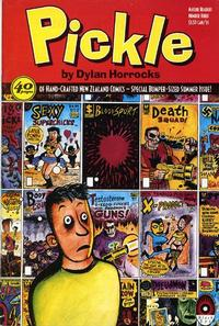 Cover Thumbnail for Pickle (Black Eye, 1993 series) #3
