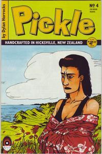 Cover Thumbnail for Pickle (Black Eye, 1993 series) #4