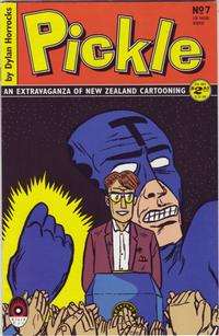 Cover Thumbnail for Pickle (Black Eye, 1993 series) #7