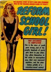 Cover Thumbnail for Reform School Girl! (Avon, 1951 series)