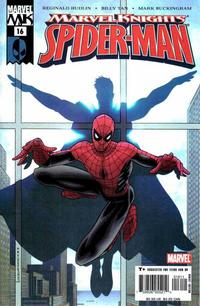 Cover Thumbnail for Marvel Knights Spider-Man (Marvel, 2004 series) #16