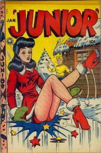 Cover Thumbnail for Junior [Junior Comics] (Fox, 1947 series) #11