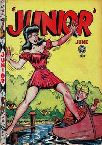 Cover Thumbnail for Junior [Junior Comics] (Fox, 1947 series) #15