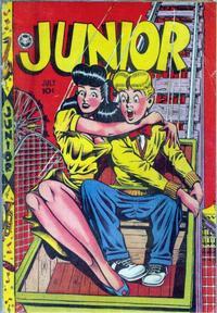 Cover Thumbnail for Junior [Junior Comics] (Fox, 1947 series) #16