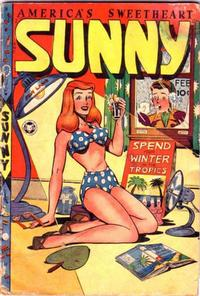 Cover Thumbnail for Sunny [Sunny, America's Sweetheart] (Fox, 1947 series) #12