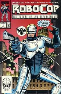 Cover Thumbnail for RoboCop (Marvel, 1990 series) #1