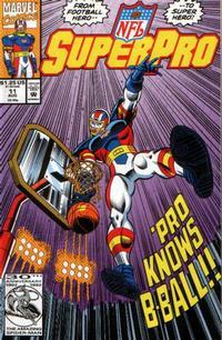 Cover Thumbnail for NFL Superpro (Marvel, 1991 series) #11