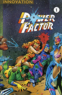 Cover Thumbnail for Power Factor (Innovation, 1990 series) #1