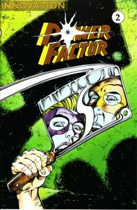 Cover Thumbnail for Power Factor (Innovation, 1990 series) #2