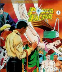 Cover Thumbnail for Power Factor (Innovation, 1990 series) #3