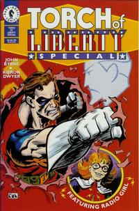 Cover Thumbnail for Torch of Liberty Special (Dark Horse, 1995 series)