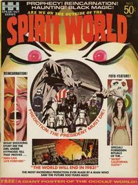 Cover Thumbnail for Spirit World (DC, 1971 series) #1