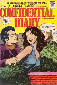 Cover Thumbnail for Confidential Diary (Charlton, 1962 series) #12