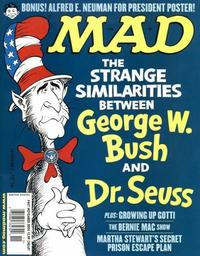 Cover Thumbnail for MAD (EC, 1952 series) #447