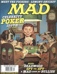 Cover Thumbnail for MAD (EC, 1952 series) #452