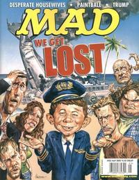 Cover Thumbnail for MAD (EC, 1952 series) #453