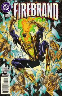 Cover Thumbnail for Firebrand (DC, 1996 series) #3
