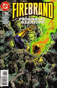 Cover Thumbnail for Firebrand (DC, 1996 series) #6