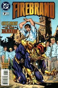 Cover Thumbnail for Firebrand (DC, 1996 series) #7