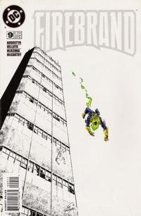 Cover Thumbnail for Firebrand (DC, 1996 series) #9